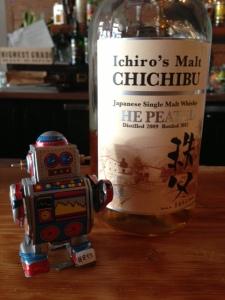 Chichibu - Ichiro's Malt - The Peated