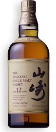 Yamazaki 12yr Japanese Single Malt Whisky